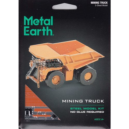 Metal Earth 3D METAL EARTH MINING TRUCK