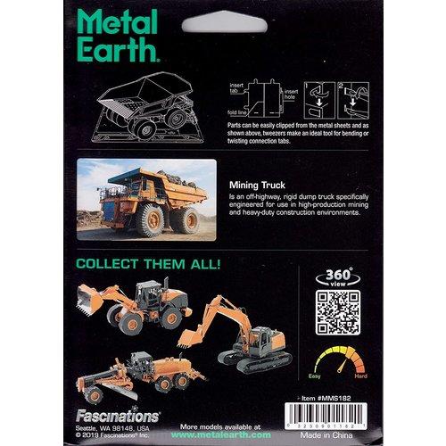 Metal Earth 3D METAL EARTH MINING TRUCK