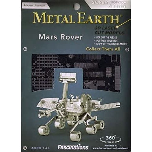 Metal Earth 3D METAL EARTH MARS ROVER