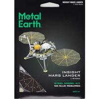 3D METAL EARTH INSIGHT MARS LANDER