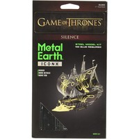 3D METAL EARTH GAME OF THRONES THE SILENCE