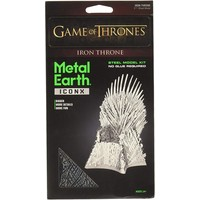 3D METAL EARTH GAME OF THRONES THE IRON THRONE
