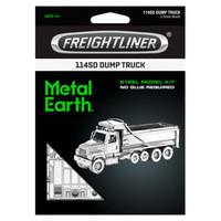 3D METAL EARTH FREIGHT DUMP TRUCK