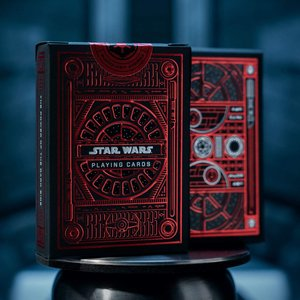 THEORY11 STAR WARS DARK SIDE PLAYING CARDS