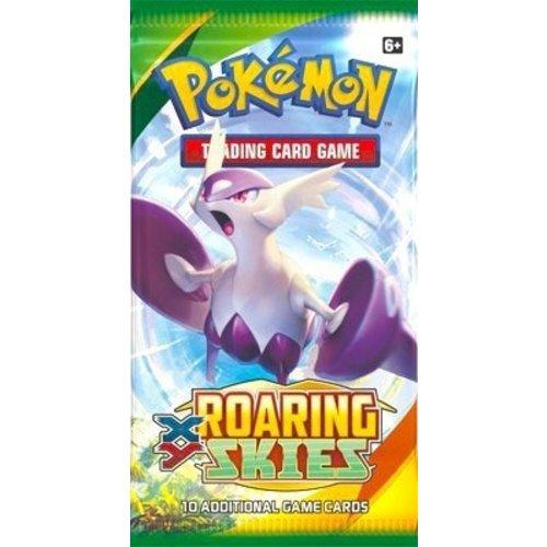 Pokemon USA POKEMON: XY 6: ROARING SKIES - BOOSTER