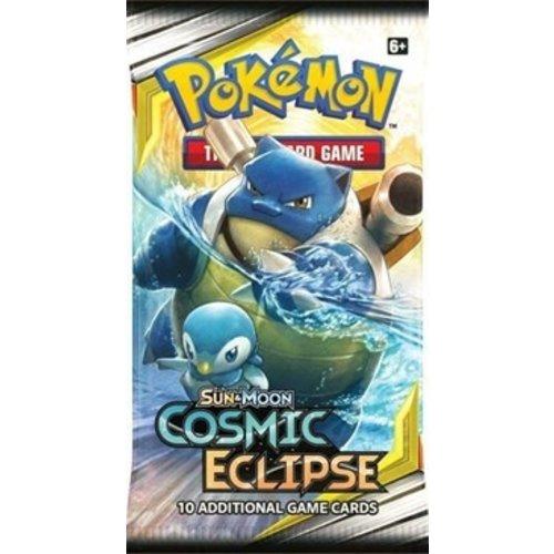 Pokemon USA POKEMON: SUN & MOON 12 - COSMIC ECLIPSE BOOSTER