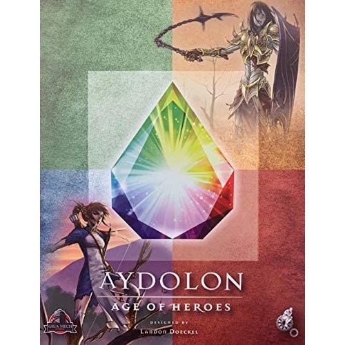 GIGA MECH GAMES AYDOLON AGE OF HEROES