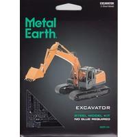 3D METAL EARTH EXCAVATOR