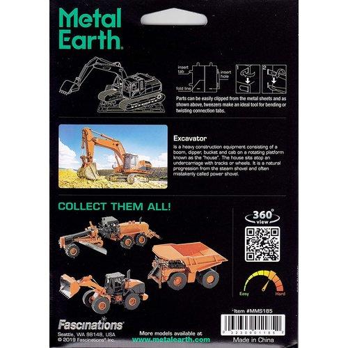 Metal Earth 3D METAL EARTH EXCAVATOR