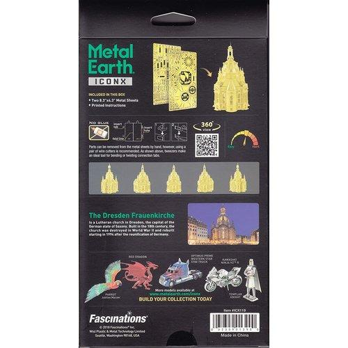 Metal Earth 3D METAL EARTH DRESDEN FRAUENKIRCHE