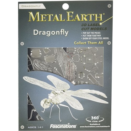 Metal Earth 3D METAL EARTH DRAGONFLY