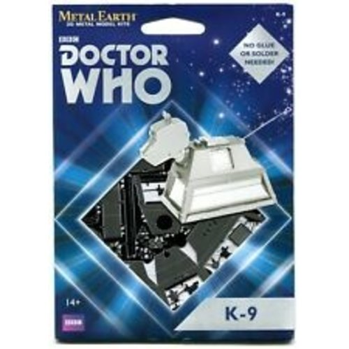 Metal Earth 3D METAL EARTH DR WHO K9