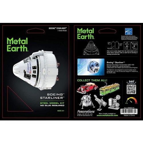 Metal Earth 3D METAL EARTH CST-100 STARLINER