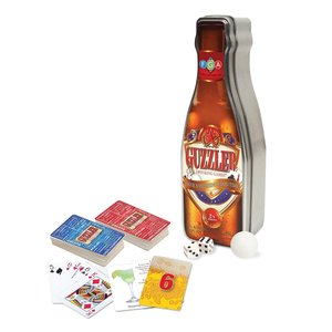 Family Games America GUZZLER DRINKING GAMES