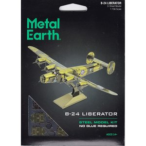 Metal Earth 3D METAL EARTH B-24 LIBERATOR