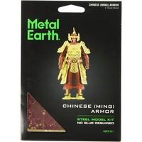 3D METAL EARTH ARMOR MING