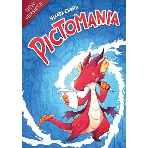 Czech Games Editions INC PICTOMANIA