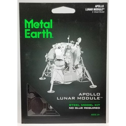 Metal Earth 3D METAL EARTH APOLLO LUNAR MODULE