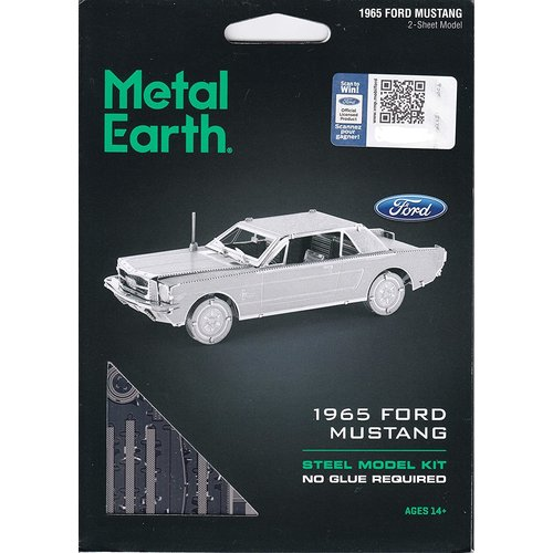 Metal Earth 3D METAL EARTH 1965 MUSTANG