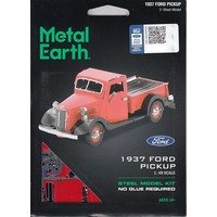3D METAL EARTH 1937 FORD PICKUP