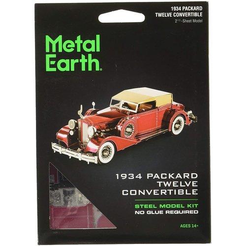 Metal Earth 3D METAL EARTH 1934 PACKARD TWELVE