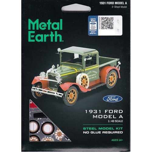 Metal Earth 3D METAL EARTH 1931 FORD MODEL A