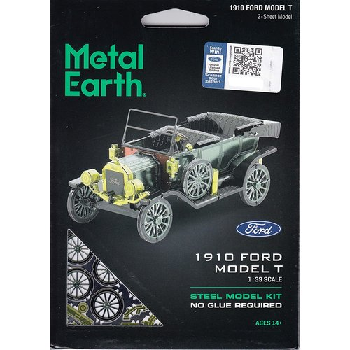 Metal Earth 3D METAL EARTH 1910 FORD MODEL T