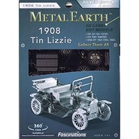 3D METAL EARTH 1908 TIN LIZZIE