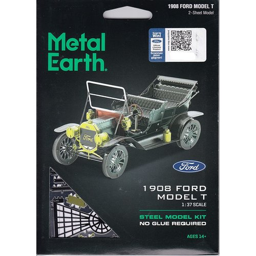 Metal Earth 3D METAL EARTH 1908 FORD MODEL T