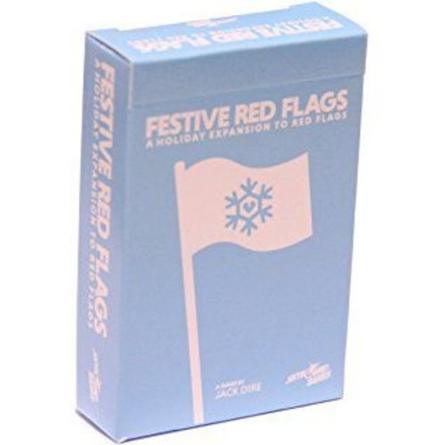 Skybound Entertainment RED FLAGS: FESTIVE