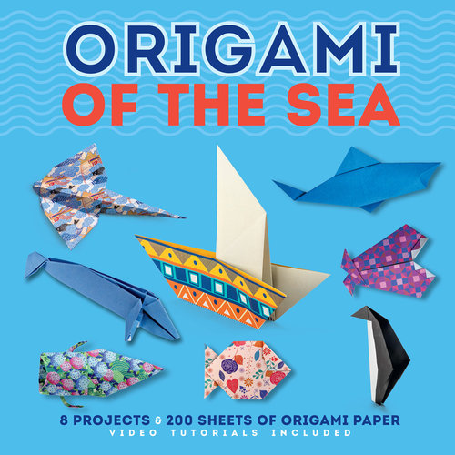 DOVER PUBLICATIONS ORIGAMI OF THE SEA