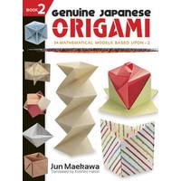 GENUINE JAPANESE ORIGAMI BOOK 2