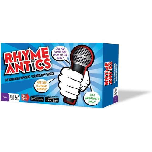 Calloway Creative RHYME ANTICS PARTY GAME