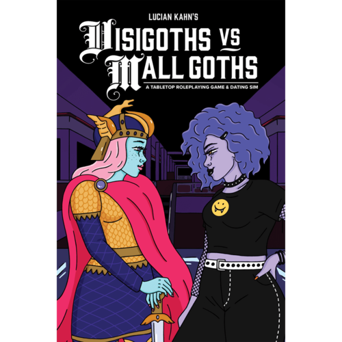 Ardens Ludere VISIGOTHS VS MALL GOTHS RPG