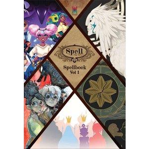 Whimsy Machine Games SPELL: THE RPG - SPELLBOOK VOL 1