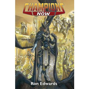 Ron Edwards CHAMPIONS NOW