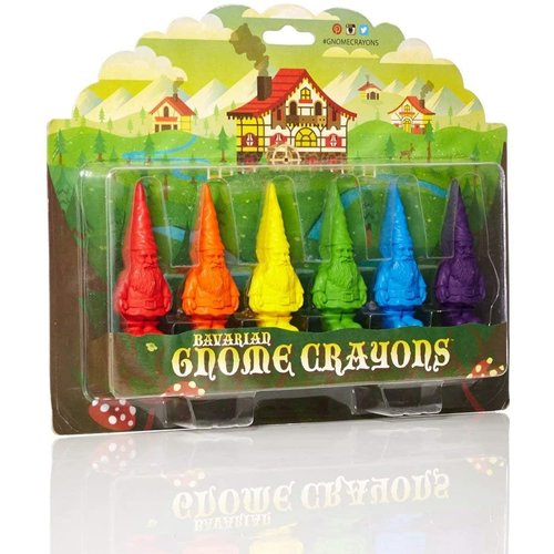 FCTRY BAVARIAN GNOMES CRAYONS