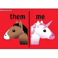 MAGNET: HORSES & UNICORNS