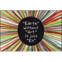 MAGNET: EARTH WITHOUT ART