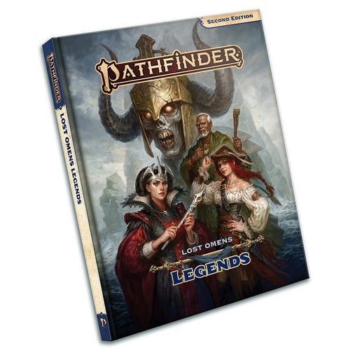 Paizo Publishing PATHFINDER 2ND EDITION: LOST OMENS - LEGENDS