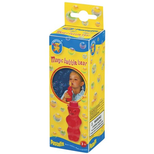 TOYSMITH GROUP BUBBLE BEAR (6 oz)
