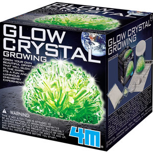 TOYSMITH GROUP GLOW CRYSTAL GROWING