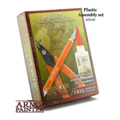 The Army Painter HOBBY STARTER: PLASTIC ASSEMBLY KIT