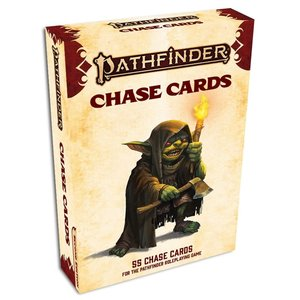 Paizo Publishing PATHFINDER 2ND EDITION: CHASE CARD DECK