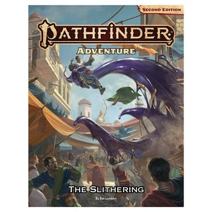 Paizo Publishing PATHFINDER 2ND EDITION: ADVENTURE - THE SLITHERING