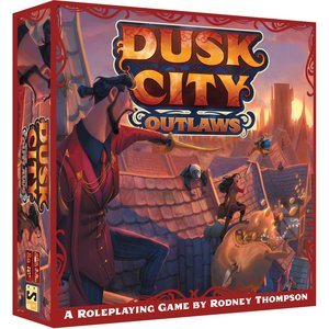 Scratchpad Publishing DUSK CITY OUTLAWS