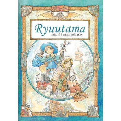 Kotodama Heavy Industiers RYUUTAMA: NATURAL FANTASY ROLEPLAY
