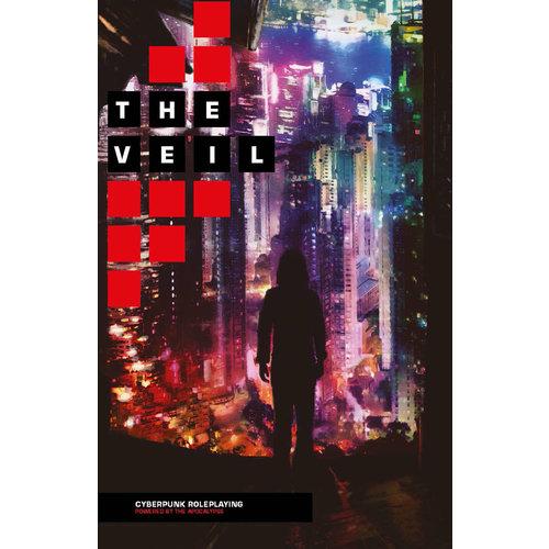 Samjoko Publishing THE VEIL - 2ND EDITION