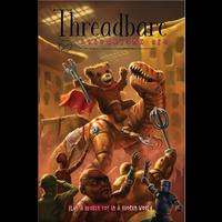 THREADBARE STITCHPUNK RPG (Softcover)