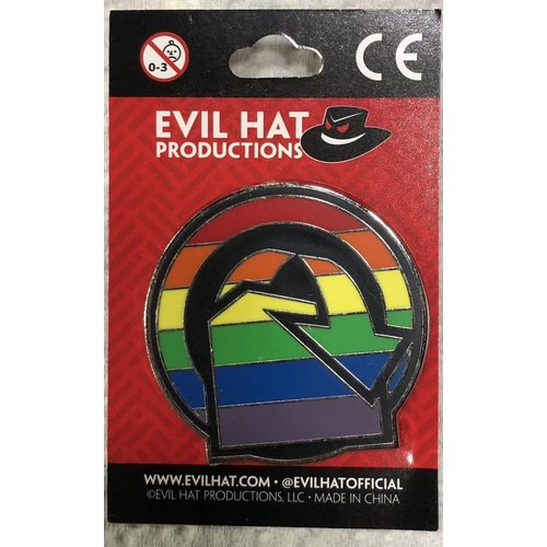 Evil Hat Productions PIN: FATE - OVERCOME WITH PRIDE